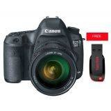 Canon EOS 5D Mark III Kit + Free USB 8GB