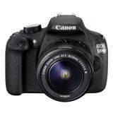 Canon Camera 1200 D KIT 18-55 - Hitam + SD Card 8 GB