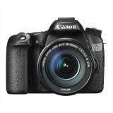 Canon 70DLensa kit 18-55mm IS STM Wi-Fi - Hitam