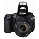 Canon EOS 60D Kit 18-135 mm IS - Hitam