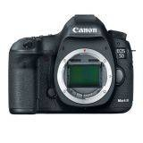 Canon EOS 5D Mark III - Body Only – 22.3 MP – Hitam