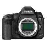 Canon EOS 5D Mark III - Body Only - 22.3 MP - Hitam