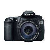 Canon Kamera EOS 60D Kit EF-S 18-135mm IS - Hitam