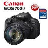 Canon EOS 700D Kit EF-S 18-135mm IS STM Free Sandisk 8gb