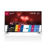 "LG Smart 3D LED TV 55LB670T - 55"" - Abu-abu"