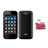 MITO A99 (Fantasy Mini) - Black + FREE PAKET DATA SIMPATI