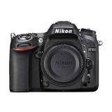 Nikon Kamera D7100 Body Only - Hitam