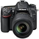 Nikon D7100 Kit 18-105mm VR-Hitam-24.1 MP