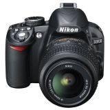 Nikon Digital SLR Camera D-SLR D3100 KIT - Hitam