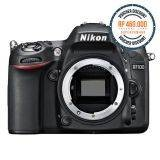 Nikon D7100 Body - 24 MP - Hitam