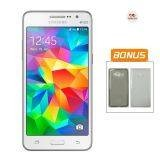 Samsung Grand Prime G530H - White + Bonus Soft Case