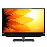 "Toshiba 32"" LED TV HD - Hitam - Model 32P1400"