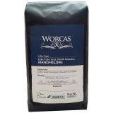 Worcas Coffee - Sumatra Mandheling Gourmet Coffee 1000 Grams - Roasted Beans