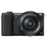 SONY - MIRRORLESS CAMERA ILCE-5100L