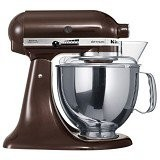 KitchenAid Artisan 4.8 L Tilt-Head Stand Mixer [5KSM150PSEES] - Espresso