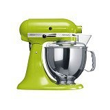 KitchenAid Artisan 4.8 L Tilt-Head Stand Mixer [5KSM150PSEGA] - Green