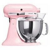 KitchenAid Artisan 4.8 L Tilt-Head Stand Mixer [5KSM150PSEPK] - Pink