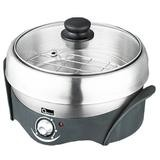 OXONE Shabu-Shabu 4 In 1 Cooker [OX-611]