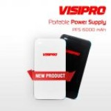 VISIPRO - POWER BANK PBVPU60