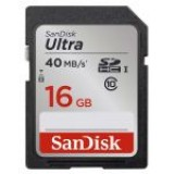SANDISK - Ultra Class 10 SDHC Memory Card