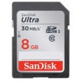 SANDISK - Ultra SDHC Class 10/UHS-1 Flash ...