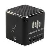 Aego Power Premium Sound MP3 Speaker - Hitam