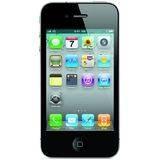 Apple iPhone 4G - 32 GB - Hitam