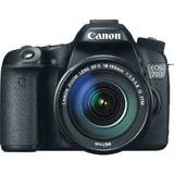 Canon EOS 70D Kit 18-135 f/3.5-5.6 IS STM Non WiFi