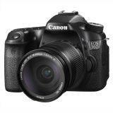 Canon EOS 70D Wifi Digital Camera Kit 18-200mm - Hitam