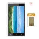 Himax Zoom Hexa Core - 8 GB - Putih + Bonus Case & Screen Guard