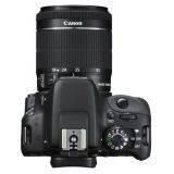 Kamera Canon EOS 100D Kit 18-55mm STM - Hitam