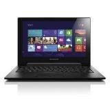 Lenovo Laptop Intel Celeron S210 - Hitam