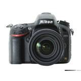 Nikon Kamera D610 Body Only - Hitam