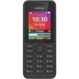 Nokia 130 Single Sim - Black - Free microSD 8GB