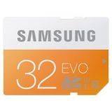 Samsung SDHC EVO Class 10 48MB/s 32GB - MB-SP32D - Orange