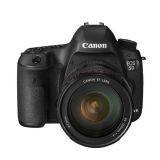 Canon Kamera EOS 5D Mark III Kit 24mm - 105mm - Hitam