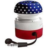 Go-Rock American Mini Speaker -TRMS02MA - Merah