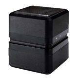 Go-Rock CUBE SRS Mobile Speaker - Hitam