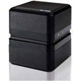 Go-Rock CUBE Stereo Speaker (TRMS03SB) - Hitam