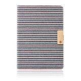 Simplism Smart Fabric Flip canvas border for iPad Air