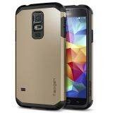 Spigen Samsung S5 Case Tough Armor - Copper Gold - Halloween Promo
