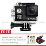 Brica B-PRO 5 Alpha Plus Combo Deluxe Action Camera