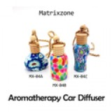 Matrixzone Aromatherapy Car Hanging Diffuser 15ml