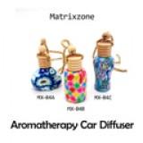 Matrixzone Aromatherapy Car Hanging Diffuser 15ml