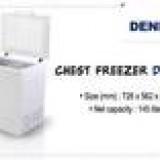 Denpoo Lemari Pembeku Chest Freezer / Freezer Box SCF205FL