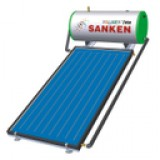 SANKEN SOLAREX FLATIUM SWH-F100P/L 100 Liter (Harga Area Jabodetabek)